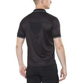 X-Bionic Travel Polo manches courtes Homme, black